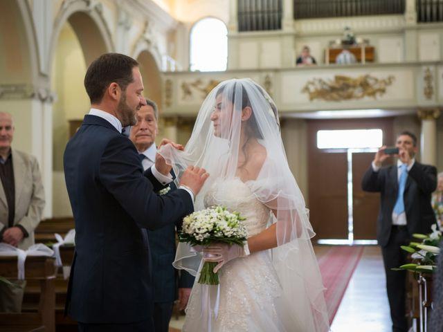Il matrimonio di Fra e Cate a Mogliano Veneto, Treviso 56