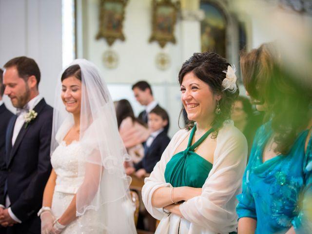 Il matrimonio di Fra e Cate a Mogliano Veneto, Treviso 60