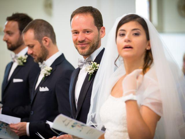 Il matrimonio di Fra e Cate a Mogliano Veneto, Treviso 67