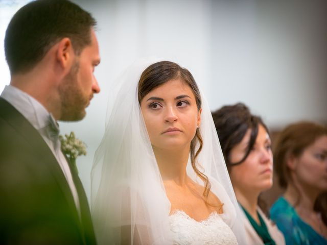 Il matrimonio di Fra e Cate a Mogliano Veneto, Treviso 85