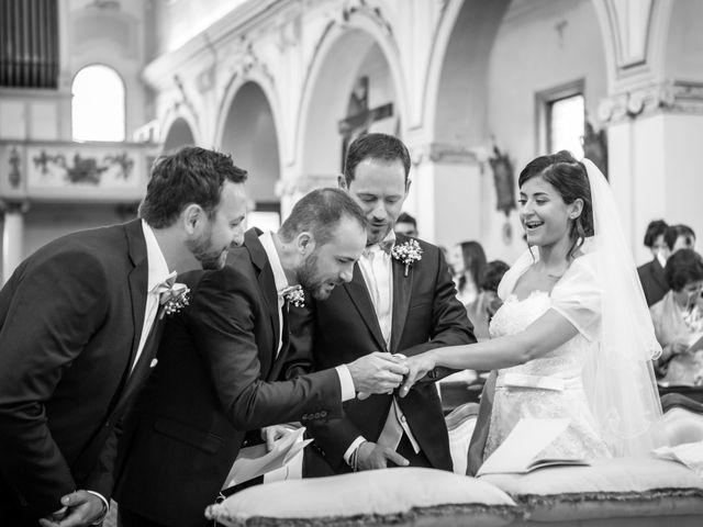 Il matrimonio di Fra e Cate a Mogliano Veneto, Treviso 87