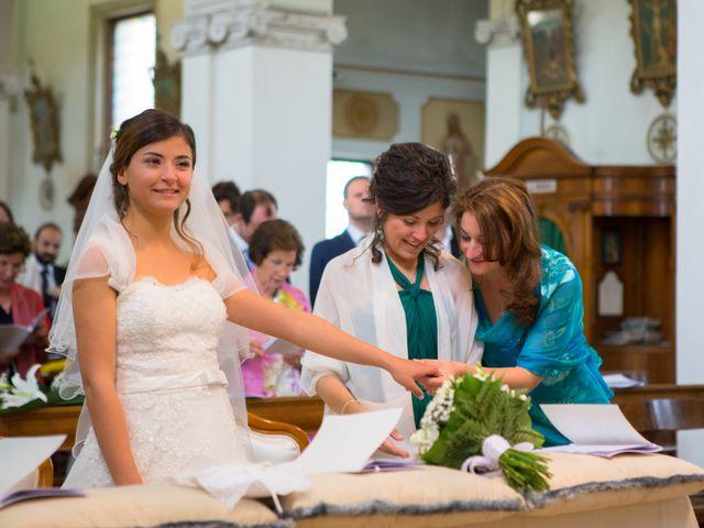 Il matrimonio di Fra e Cate a Mogliano Veneto, Treviso 88