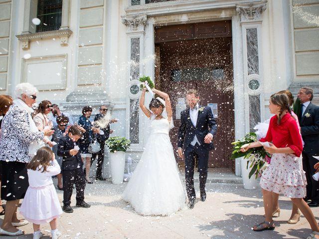 Il matrimonio di Fra e Cate a Mogliano Veneto, Treviso 96