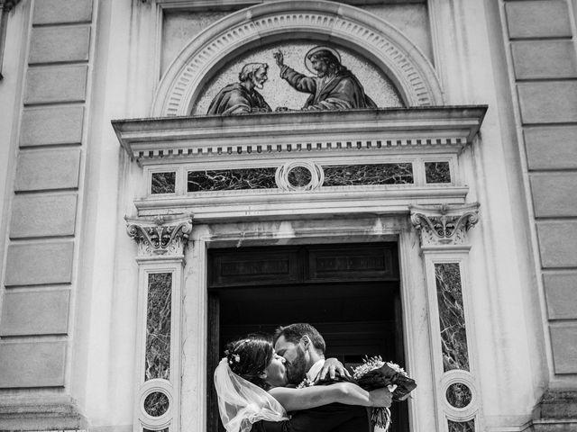 Il matrimonio di Fra e Cate a Mogliano Veneto, Treviso 100