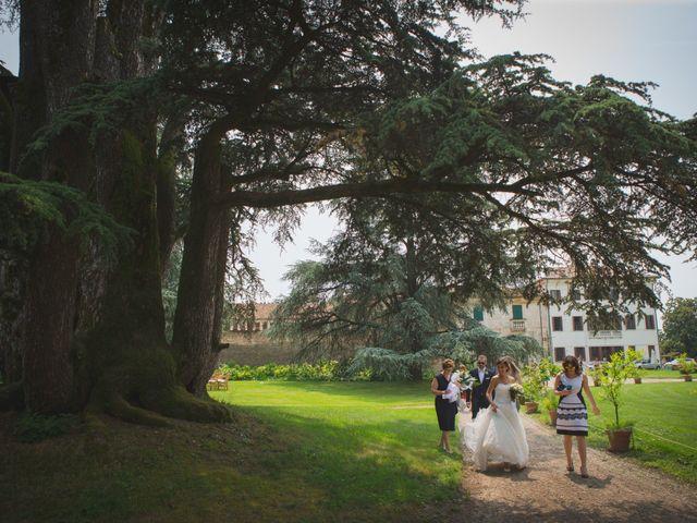 Il matrimonio di Fra e Cate a Mogliano Veneto, Treviso 106