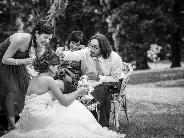 Il matrimonio di Fra e Cate a Mogliano Veneto, Treviso 121