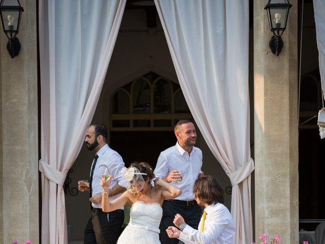 Il matrimonio di Fra e Cate a Mogliano Veneto, Treviso 132