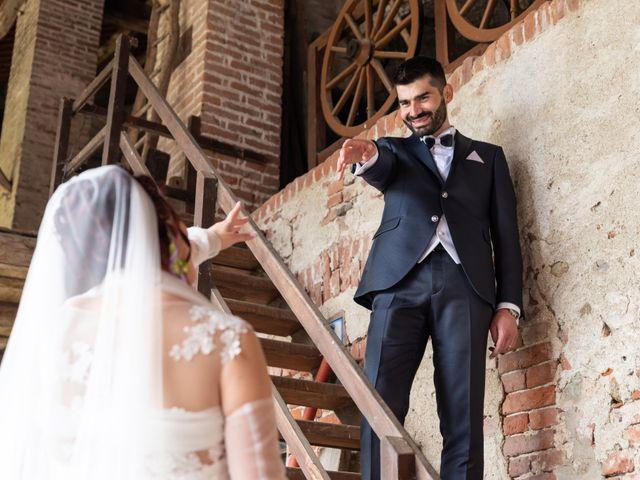 Il matrimonio di Simone e Lorena a Mondovì, Cuneo 15