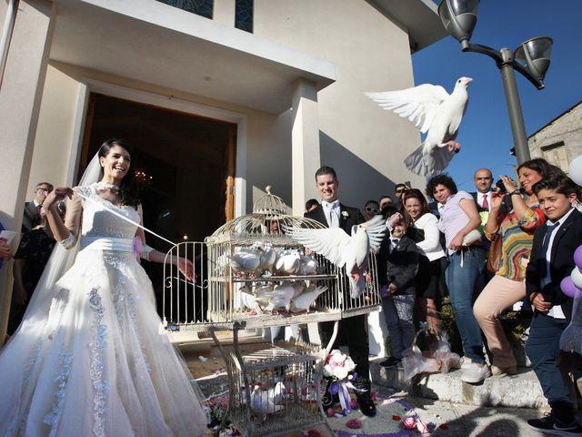 Il matrimonio di Rosario e Barbara a Calanna, Reggio Calabria 1
