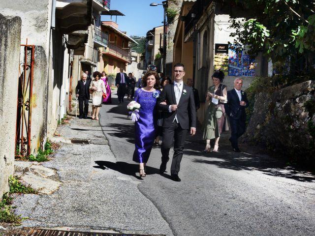 Il matrimonio di Rosario e Barbara a Calanna, Reggio Calabria 9