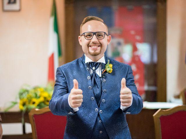 Il matrimonio di Matteo e Lucia a Pesaro, Pesaro - Urbino 14