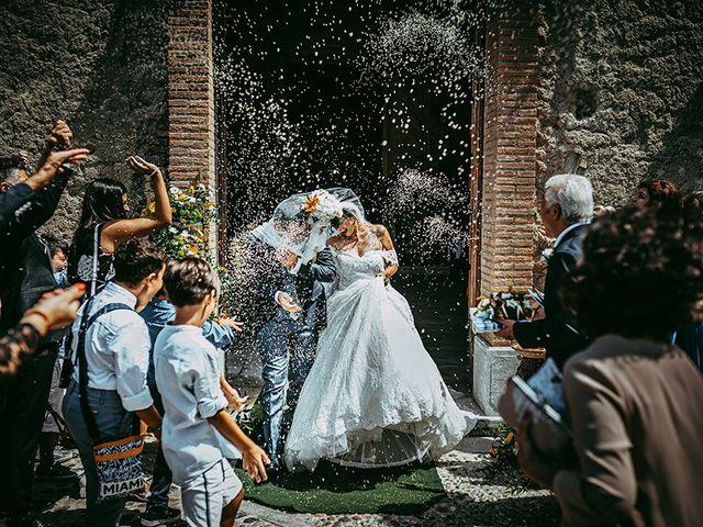 Le nozze di Graziano e Delia