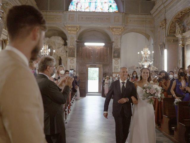Il matrimonio di Matteo e Camilla a Genova, Genova 23