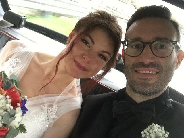 Le nozze di Federica e Giordano
