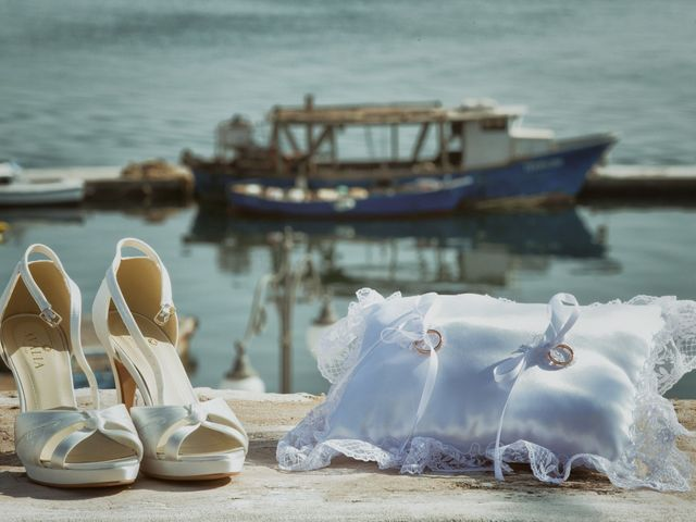 Il matrimonio di Vincenzo e Giusi a Taranto, Taranto 1