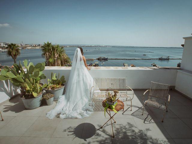 Il matrimonio di Vincenzo e Giusi a Taranto, Taranto 6