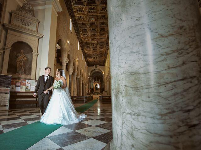 Il matrimonio di Vincenzo e Giusi a Taranto, Taranto 15