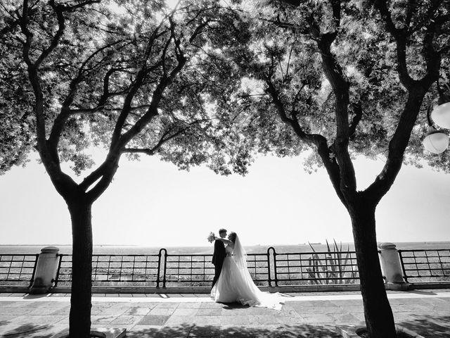 Il matrimonio di Vincenzo e Giusi a Taranto, Taranto 18