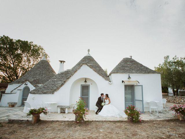 Il matrimonio di Vincenzo e Giusi a Taranto, Taranto 20