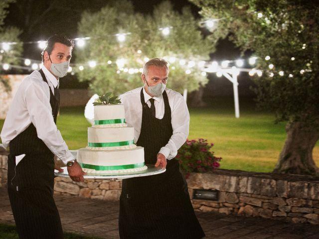Il matrimonio di Vincenzo e Giusi a Taranto, Taranto 25
