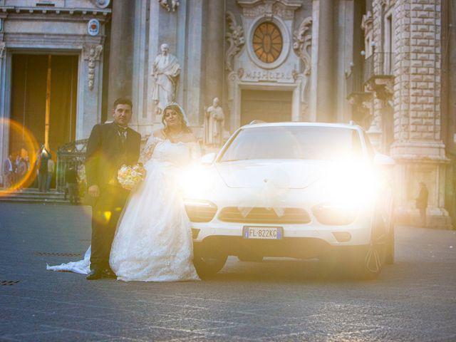 Il matrimonio di Giusy e Alessandro a Catania, Catania 5