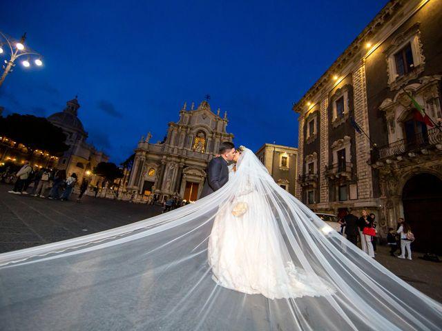 Il matrimonio di Giusy e Alessandro a Catania, Catania 6