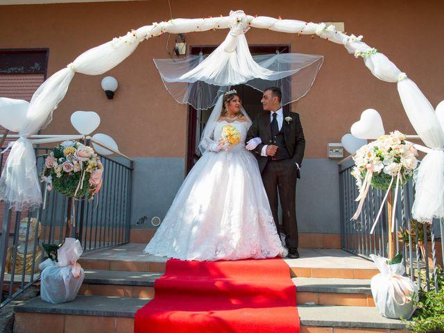 Il matrimonio di Giusy e Alessandro a Catania, Catania 9