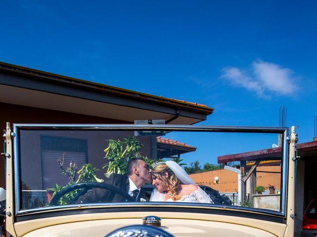 Il matrimonio di Giusy e Alessandro a Catania, Catania 10