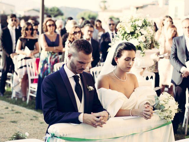 Le nozze di Fabiola e Vincenzo