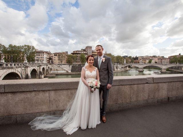 Le nozze di Nuala e Richard