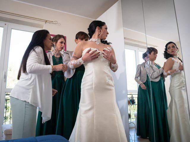 Il matrimonio di Francesco e Natascia a Mombasiglio, Cuneo 2