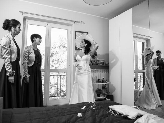 Il matrimonio di Francesco e Natascia a Mombasiglio, Cuneo 4