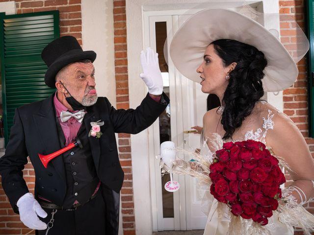 Il matrimonio di Francesco e Natascia a Mombasiglio, Cuneo 7