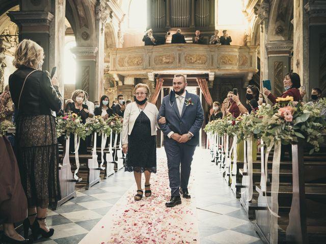 Il matrimonio di Francesco e Natascia a Mombasiglio, Cuneo 8