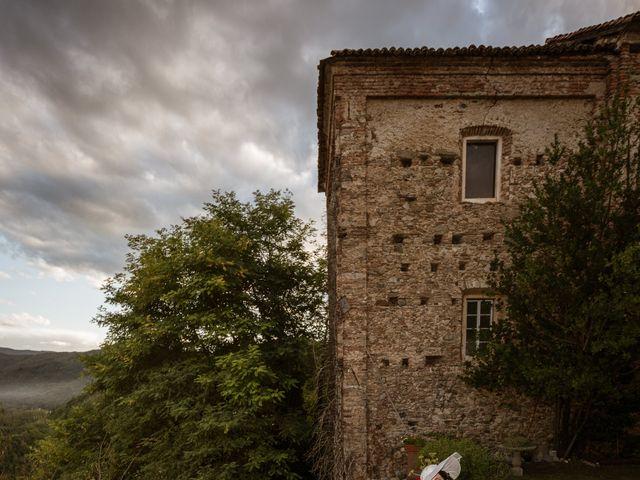 Il matrimonio di Francesco e Natascia a Mombasiglio, Cuneo 10