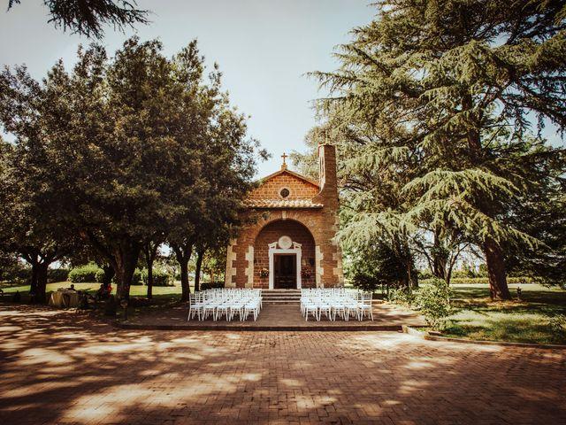 Il matrimonio di Cristina e Giovanni a Sutri, Viterbo 2