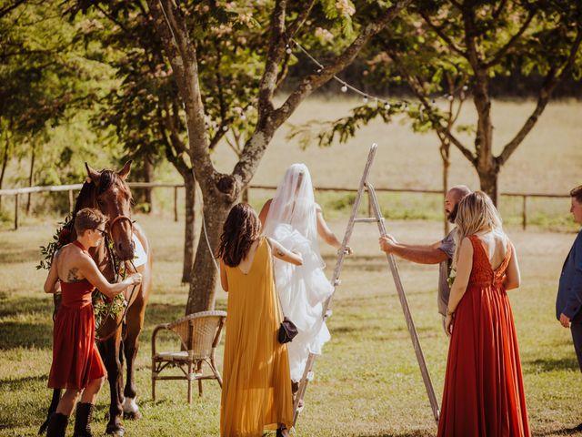 Il matrimonio di Cristina e Giovanni a Sutri, Viterbo 7