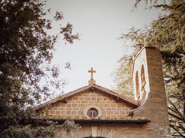 Il matrimonio di Cristina e Giovanni a Sutri, Viterbo 11