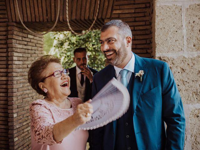 Il matrimonio di Cristina e Giovanni a Sutri, Viterbo 12