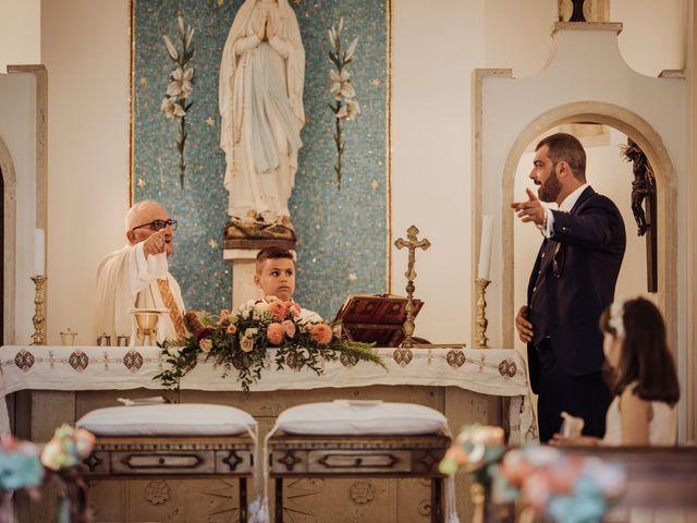 Il matrimonio di Cristina e Giovanni a Sutri, Viterbo 15