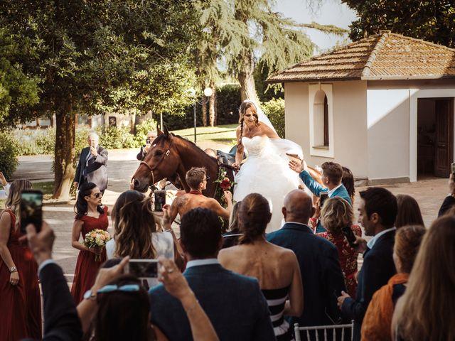 Il matrimonio di Cristina e Giovanni a Sutri, Viterbo 16