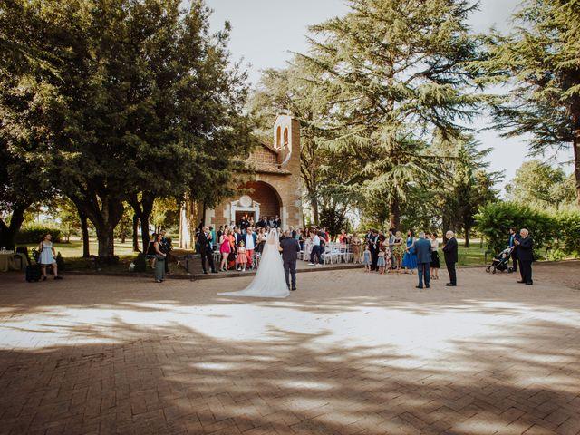 Il matrimonio di Cristina e Giovanni a Sutri, Viterbo 17
