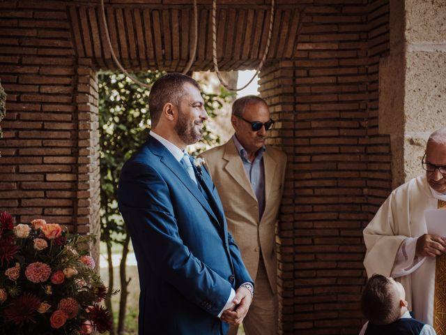 Il matrimonio di Cristina e Giovanni a Sutri, Viterbo 18