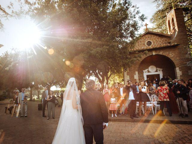 Il matrimonio di Cristina e Giovanni a Sutri, Viterbo 19