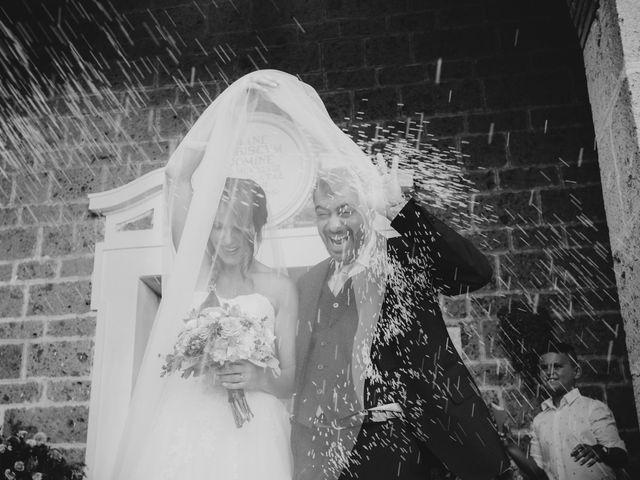 Il matrimonio di Cristina e Giovanni a Sutri, Viterbo 20