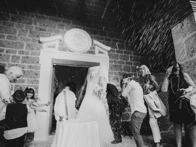 Il matrimonio di Cristina e Giovanni a Sutri, Viterbo 21