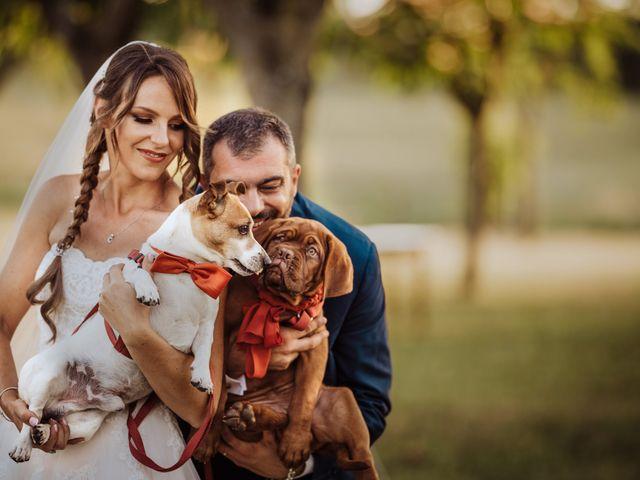 Il matrimonio di Cristina e Giovanni a Sutri, Viterbo 25