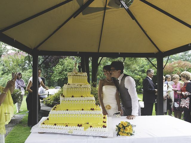 Il matrimonio di Andrea e Paola a Chiavenna, Sondrio 22