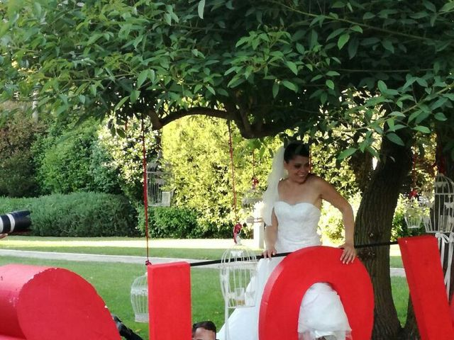 Il matrimonio di Davide  e Marika  a Latina, Latina 8