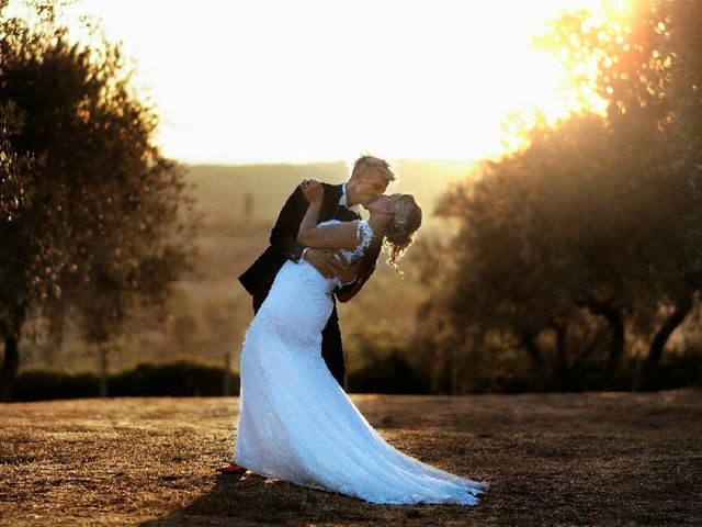 le nozze di Giulia e Romina